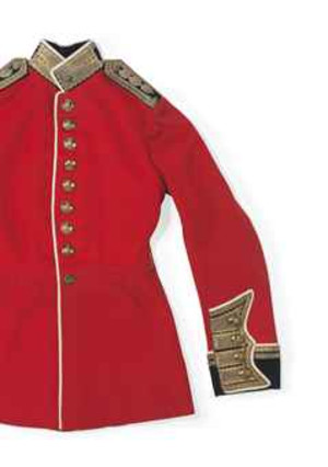 A_grenadier_guards_full_dress_tunic
